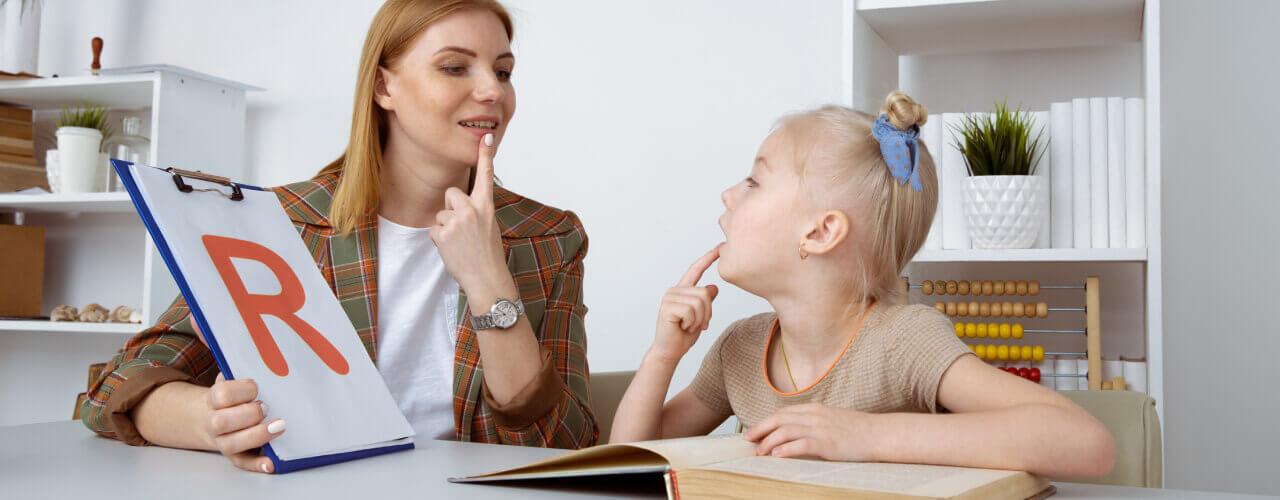 Child Struggling to Communicate